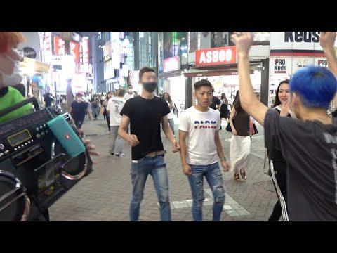 【マジギレ】アホっぽいヤンキーの前でTiktokの音楽鳴らしたら踊るのか検証したらマジギレされた。